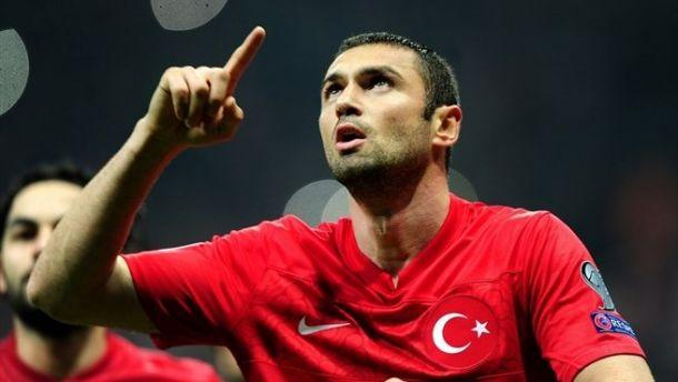 Les buts de Turquie vs Kazakhstan