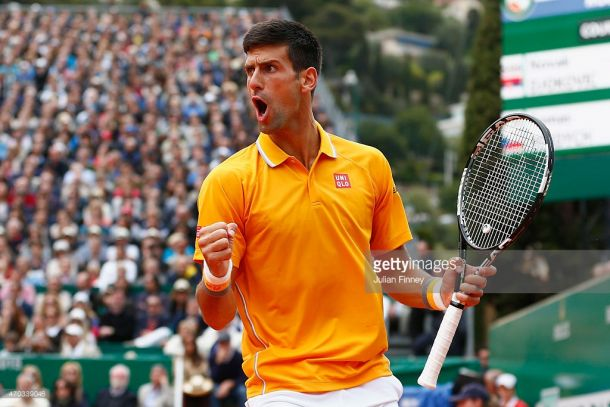 Résultat Berdych vs Djokovic - Finale Monte Carlo 2015 (1-2)