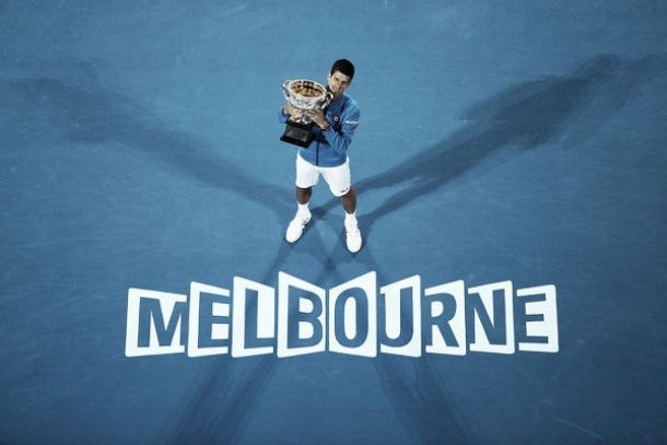 Open d'Australie: Djokovic - Murray (3-1)