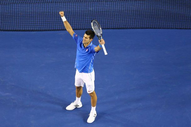 Djokovic - Murray, les moments forts