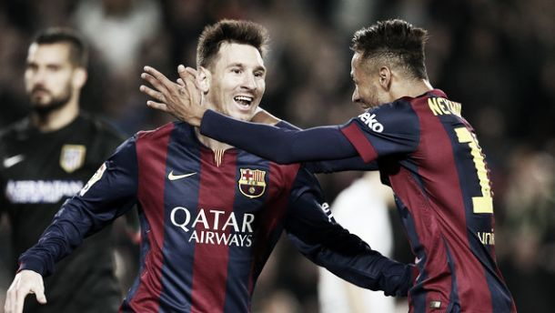Les moments forts de Barcelone - Atletico Madrid