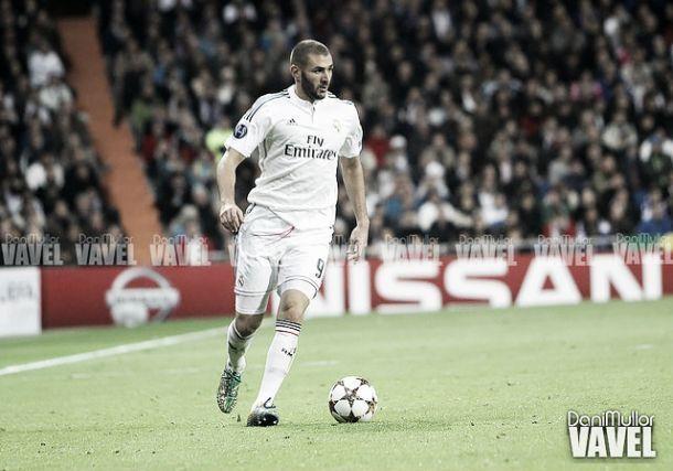 Les buts de Malaga-Real Madrid