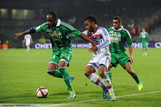 Saint Etienne - Lyon : Rester dans le bon wagon