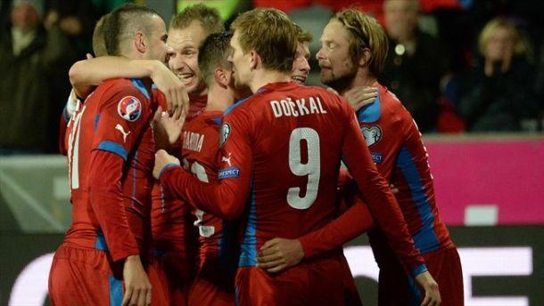 Les buts de Rép. tchéque vs Islande