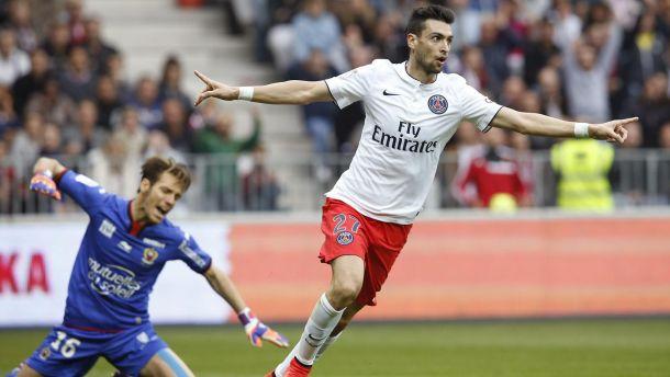 Les buts de Nice - PSG