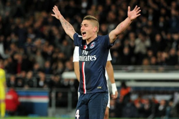Les buts de PSG - Metz