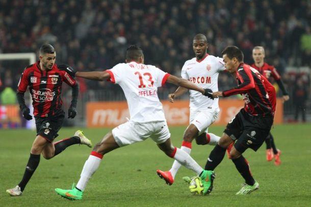 Les buts de Nice - AS Monaco