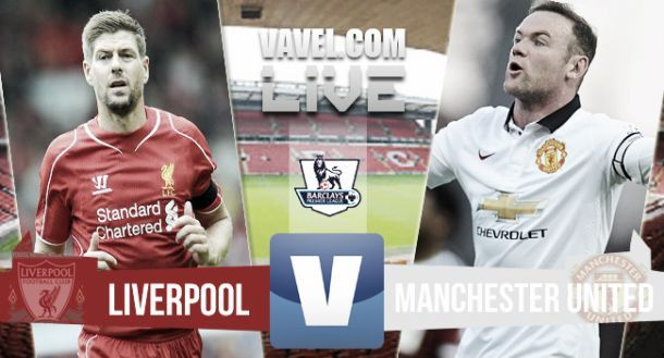Liverpool - Manchester United en direct commenté : suivez le match en live (1-2)