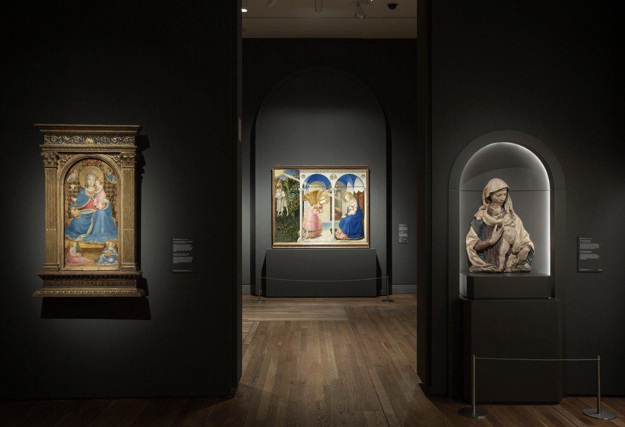 El renacimiento de Fra Angelico y sus coetáneos consagran el Prado