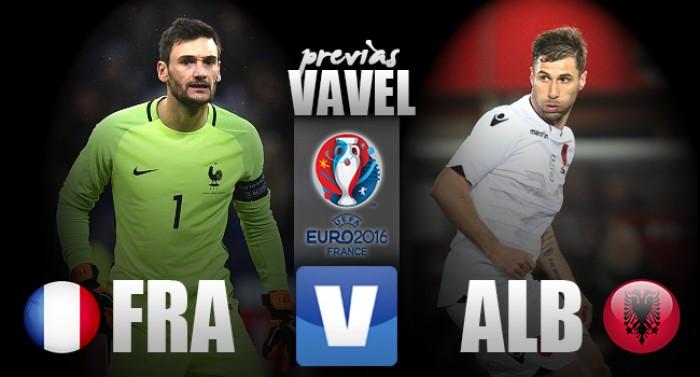França encara Albânia buscando garantir classificação à próxima fase da Eurocopa