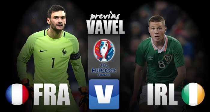 Sete anos após polêmica mão de Henry, França encara Irlanda pela Eurocopa