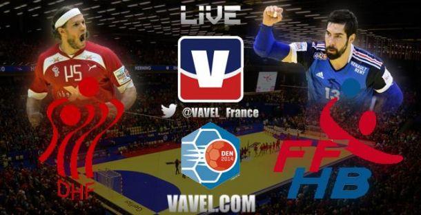 France-Danemark, suivez le score en direct !
