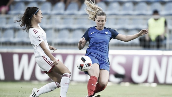 2016 UEFA European Women's Under-19 Championship - France 2-1 Spain: Geyoro and Katoto secure title for France in marathon final