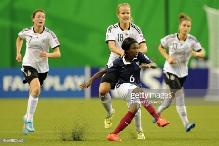 2016 U-20s Women's World Cup Preview: Germany vs France