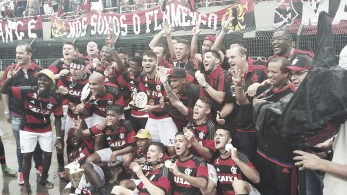 As revelações do Flamengo na Copinha 2016