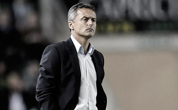 """Villarreal, Escribà ci mette la faccia: """"Dura sconfitta, siamo quasi fuori"""""""
