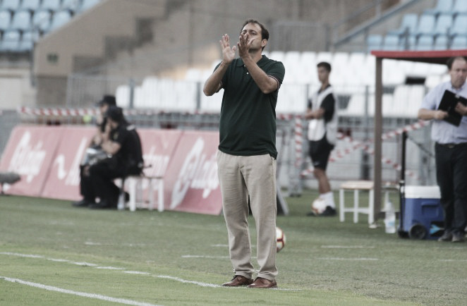 """Fran Fernández: """"Tenemos que seguir mejorando en algunos aspectos"""""""