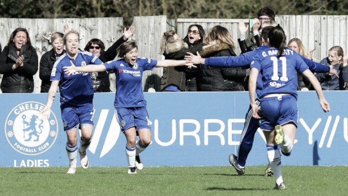 FA Women's Cup: Chelsea's road to Wembley