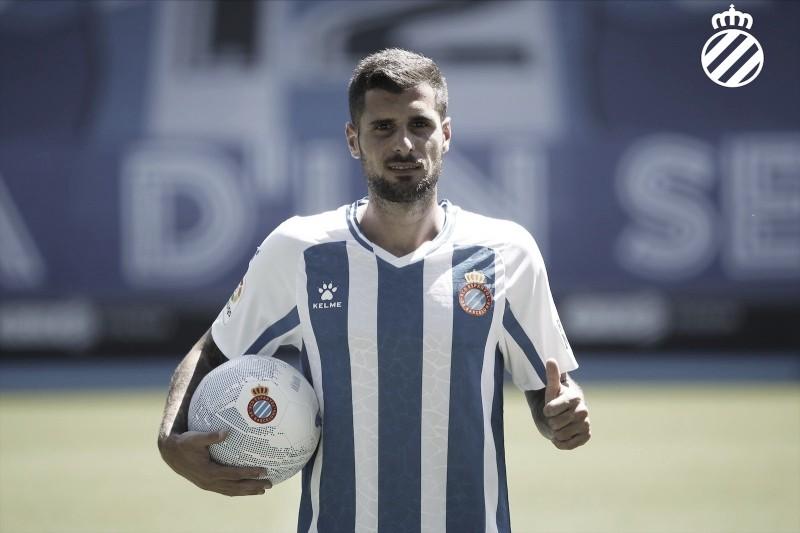 Bienvenido Fran Mérida, buena suerte Víctor Sánchez
