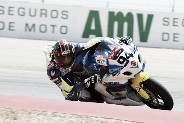 Fran Rodríguez rompe su contrato con el Suzuki Speed Racing