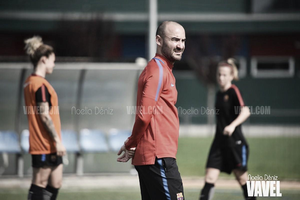 """Fran Sánchez: """"Tenemos ganas de empezar la Liga"""""""