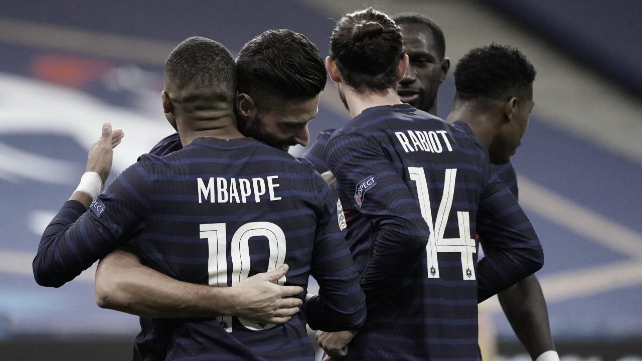Foto: Divulgação/Equipe de France