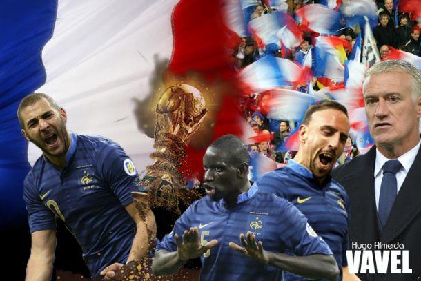 Caminho para o Brasil 2014: Sem Ribéry mas com ambição de voltar ao topo