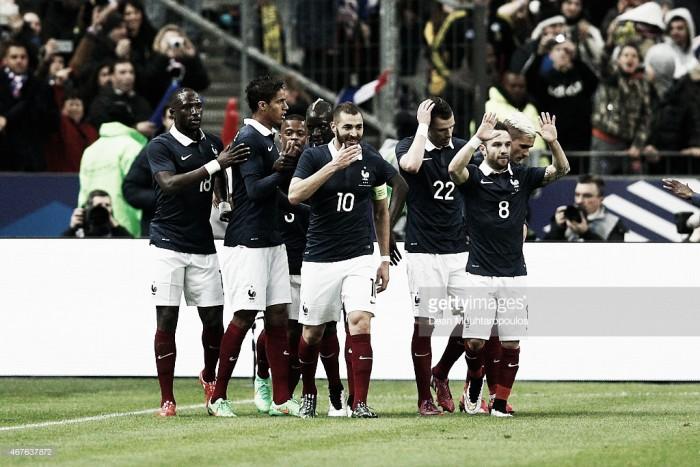 A caminho do Euro: a seleção francesa