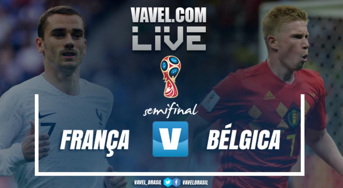 Resultado França x Bélgica pela Copa do Mundo 2018 (1-0)