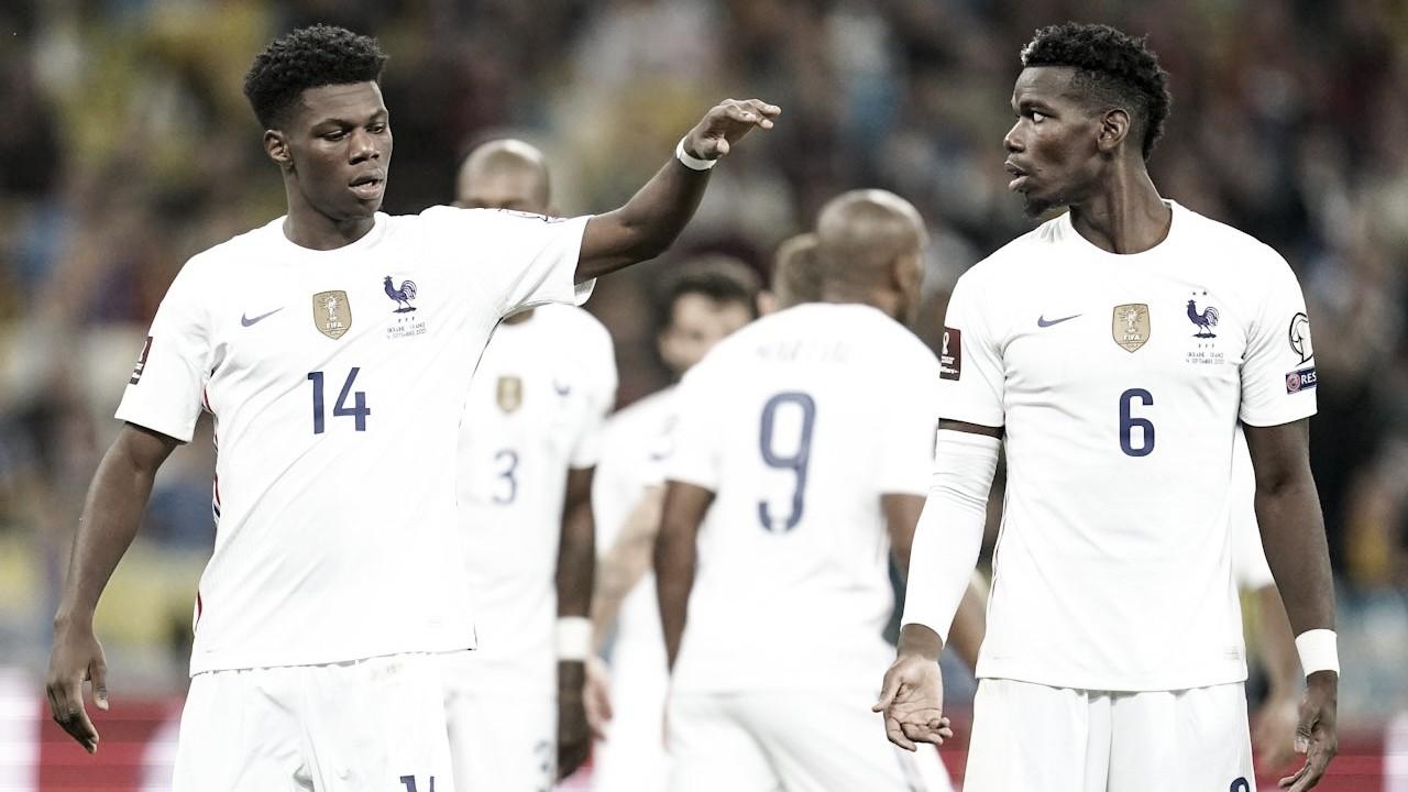 Gols e melhores momentos França x Finlândia pela Copa do Mundo 2021 (2-0)
