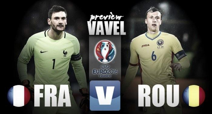 Euro 2016, si parte! La Francia incontra la Romania nel match d'apertura