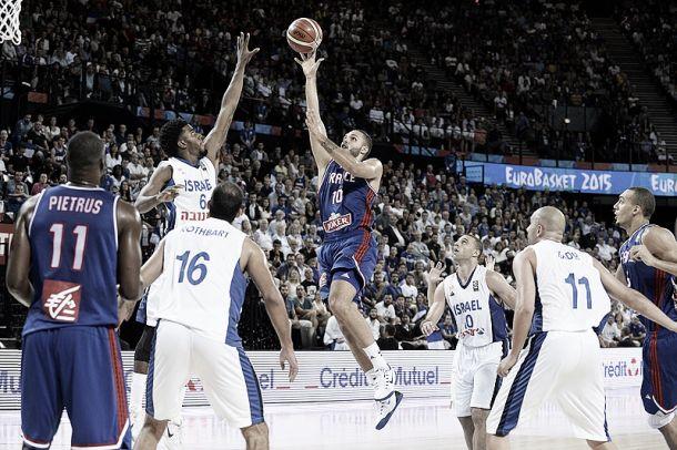EuroBasket, il programma degli ottavi di finale odierni: c'è subito Francia-Turchia
