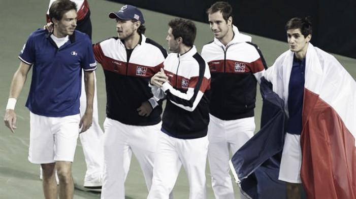 Francia, Australia y Serbia clasificados a cuartos