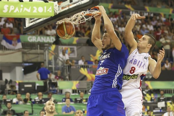 FIBA World Cup: France Defeats Serbia 74-73 In Thriller