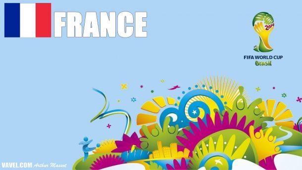 En route vers le Brésil : la France [32/32]