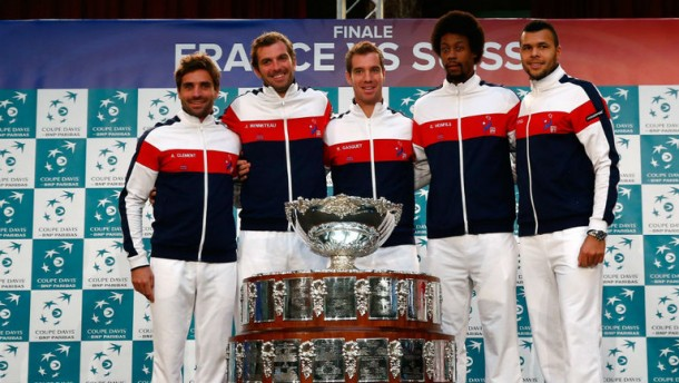 France Chooses To Play Davis Cup Tie In Guadeloupe