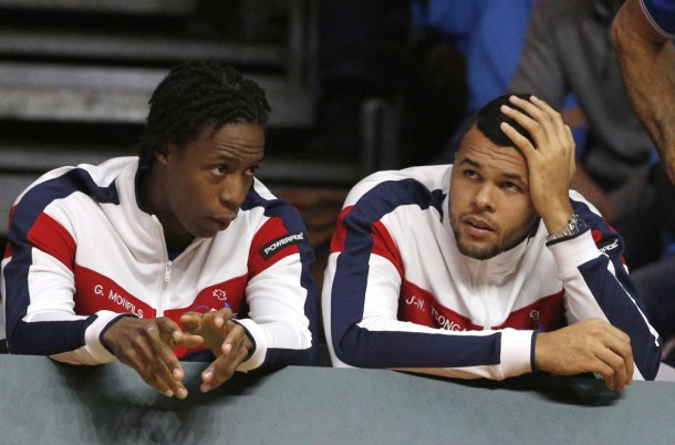 France May Not Play Davis Cup In Guadeloupe