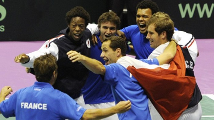 France Will Play Davis Cup Tie In Guadeloupe