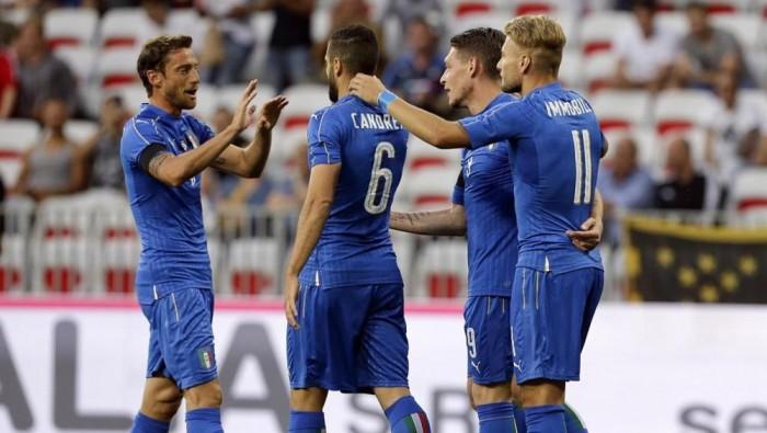 Qualificazioni Mondiali - Le formazioni ufficiali di Italia-Liechtenstein