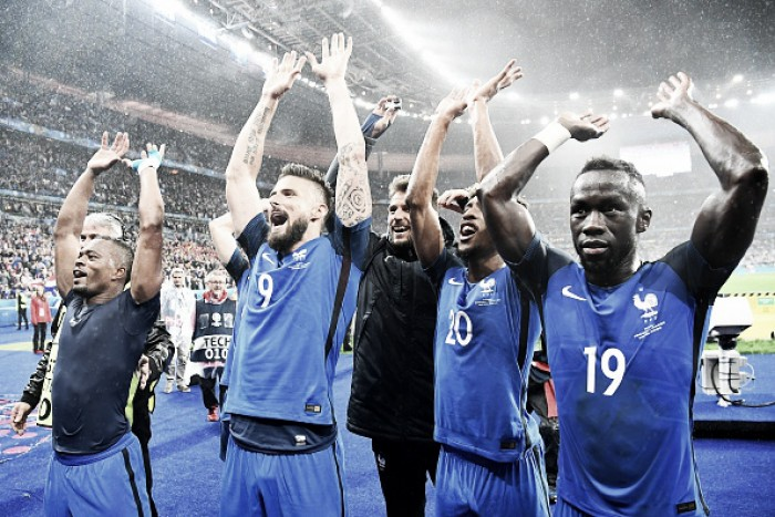France 5-2 Iceland: Hosts end Iceland's incredible tournament