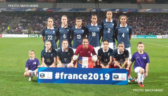 2019 FIFA Women's World Cup: Group A Preview