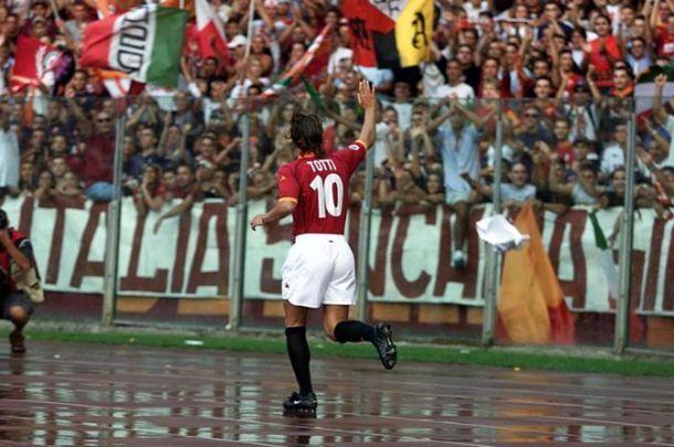 """Totti: """"I tifosi sono la mia forza"""""""