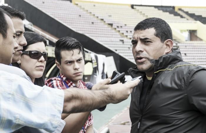 """Francesco Stifano: """"El ritmo que tienen los jugadores va a ser importante para el partido"""""""