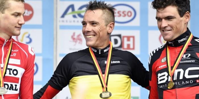 Pocas sorpresas en los campeonatos nacionales europeos