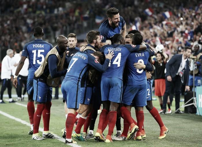 Euro 2016 Francia-Albania: le voci dei protagonisti nel post partita