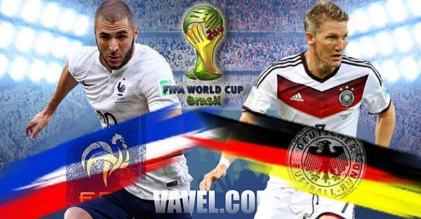 Francia - Germania, il derby d'Europa