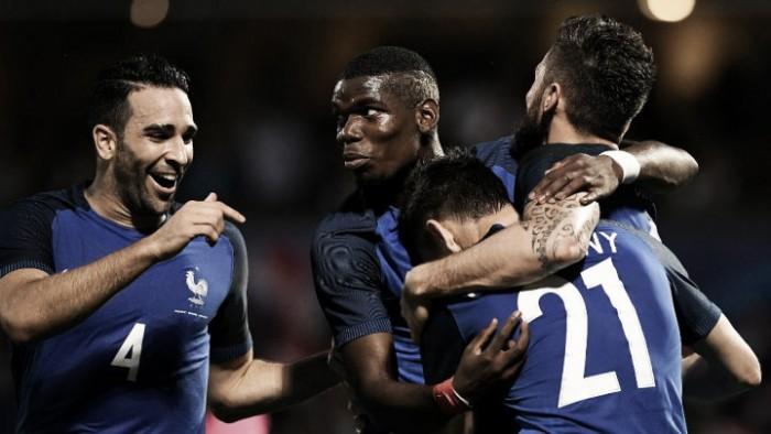 """Verso Euro 2016, """"Allez les Bleus"""": la Francia è pronta"""