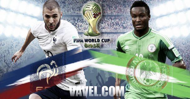 Nel cammino della Francia c'è l'ostacolo Nigeria