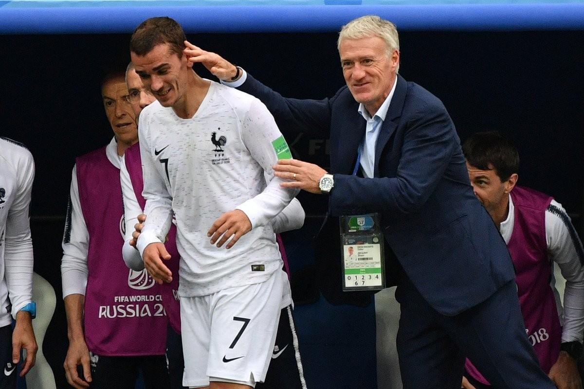 Francia, una vittoria da grande squadra