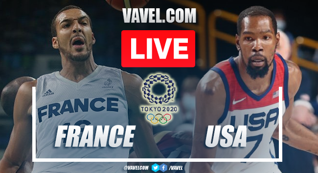 Highlights and Best Moments: USA 87-82 France in Basketball Tokyo 2020